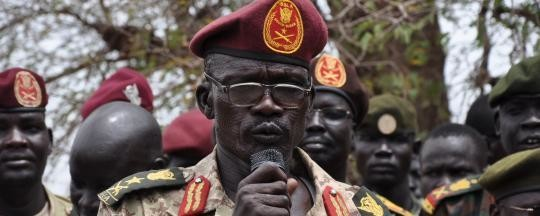 Unity State: 'Matthew Puljang did not defect' | Radio Tamazuj