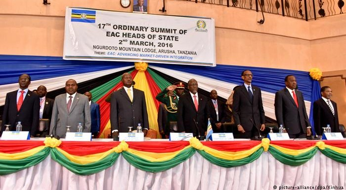 Image result for EAST AFRICAN COMMUNITY (E.A.C)