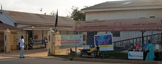 S Sudan health ministry unable to pay Juba hospital's doctors