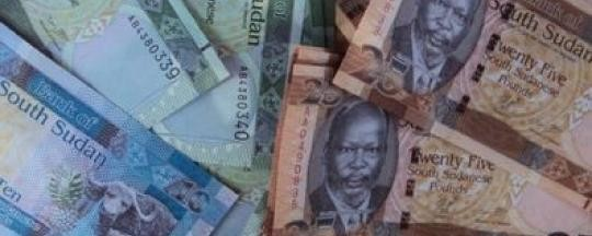 A Number Of Traders In South Sudan S Northern Bahr El Ghazal State Complained That The Falling Value Sudanese Pound Against Dollar Has Affected