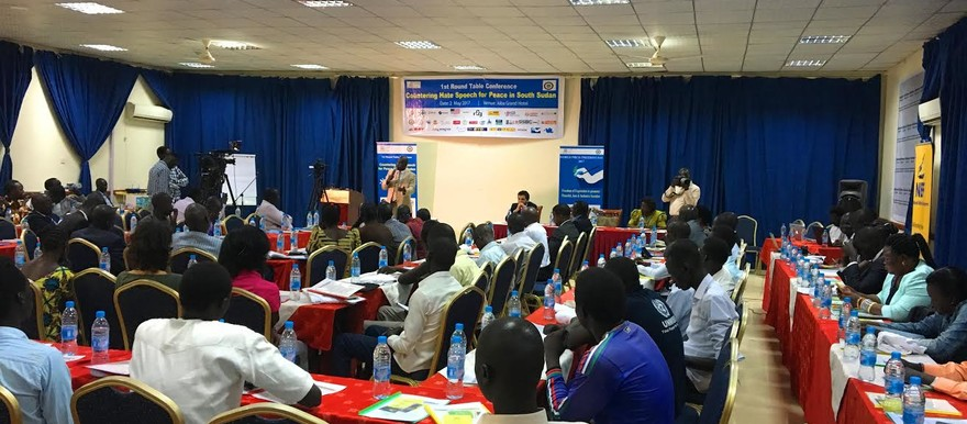 Key stakeholders in Juba organize conference on how to