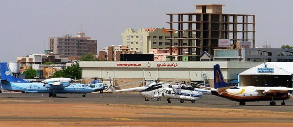 Khartoum International Airport (File photo)