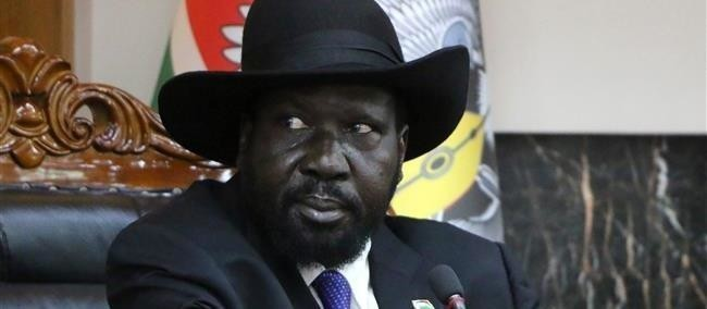 File photo: South Sudan President Salva Kiir