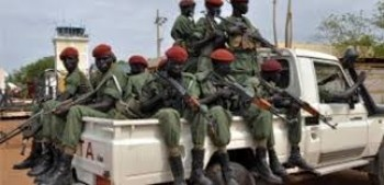 Escort in South Sudan