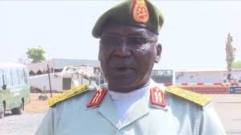 File photo: General Paul Malong