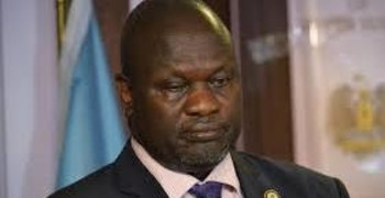 File photo: Riek Machar