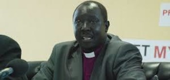 File photo: Bishop Paul Yugusuk