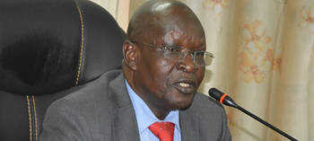 South Sudan Central Bank Governor Sacked File Photo Othom Rago Ajak Juba Monitor