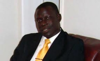 File photo: Dr. James Okuk