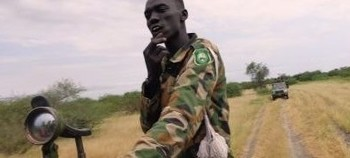 Photo: SPLA troops in Manyo County, 2013