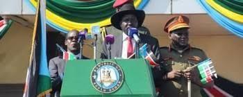 Kiir declares unilateral ceasefire with rebels