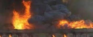 10 dead after explosion at Nyala ammunition depot