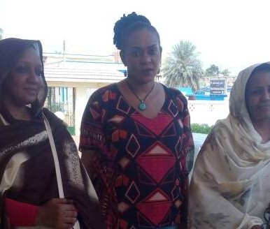 Female journalist convicted for 'obstructing' security officials released in Khartoum