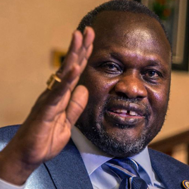 Ethiopia, Kenya push to end Machar's forced detention: rebels