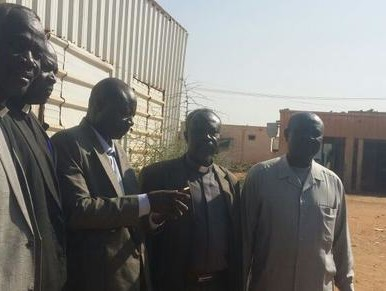 Five Church leaders appear in court in Khartoum