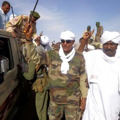 Sudan forces arrest Darfur militia chief