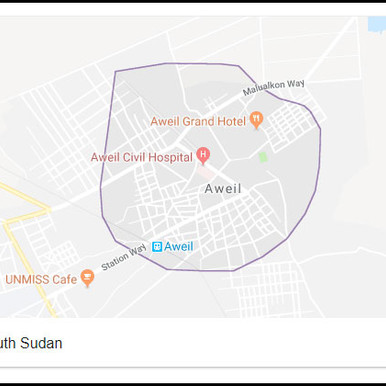 Aweil state parliament approves social household tax bill