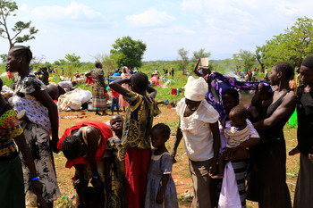 Over 9,000 refugees return to Imatong State