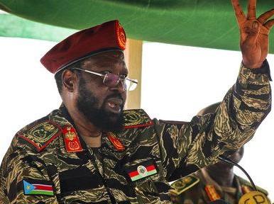 South Sudan's Kiir reshuffles top military leadership