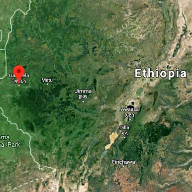 Ethiopian authorities arrest 14 South Sudanese refugees in Gambella