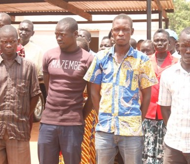 National security releases four people detained for supporting rebels in Yei