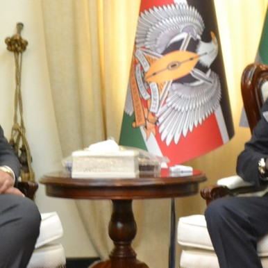 Egypt's president sends special message to Kiir