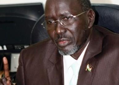 Kiir fires finance minister Stephen Dhieu