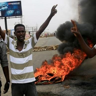 لجنة تحقيق في السودان  تحمل