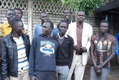 طلاب يستولون على مقر سفارة جنوب السودان بزيمبابوي