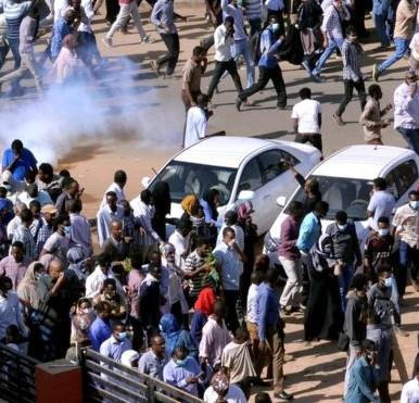 الإتحاد الأوربي يحمل المجلس العسكري في السودان مسؤولية العنف