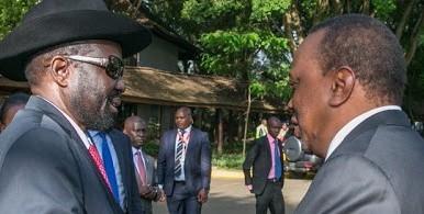 South Sudan Gets Land In Kenya For A Dry Port Radio Tamazuj