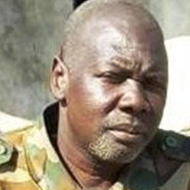 أسر قائد قوات متمردي الجنرال ملونق في ولاية لول