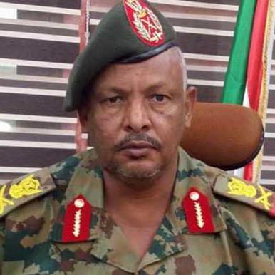 دفع تعزيزات أمنية  بمحلية قريضة بجنوب دارفور في السودان