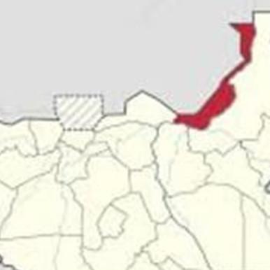 مستشار الشؤون الأمنية في ولاية فشودة يؤدي القسمَ