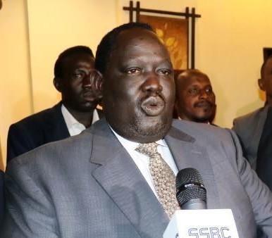 جوبا تحدد شهر نوفمبر لاستئناف المفاوضات بين الأطراف السودانية