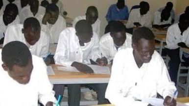 انطلاق امتحانات الشهادة الثانوية في جنوب السودان هذ الشهر