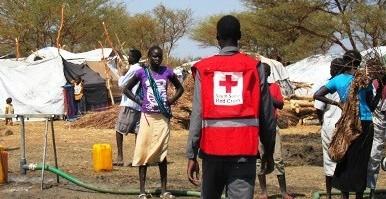 الصليب الأحمر: إجراءات