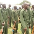Former rebel fighter undergo military training in Morobo County (Radio Tamazuj)