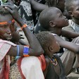 File photo: Displaced people in Pibor, Jonglei State, January 2012 (OCHA/Cecilia Attefors)